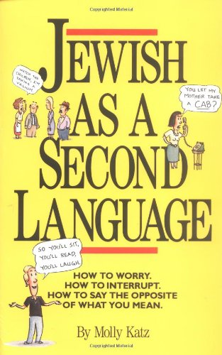 Jewish as a second languaje